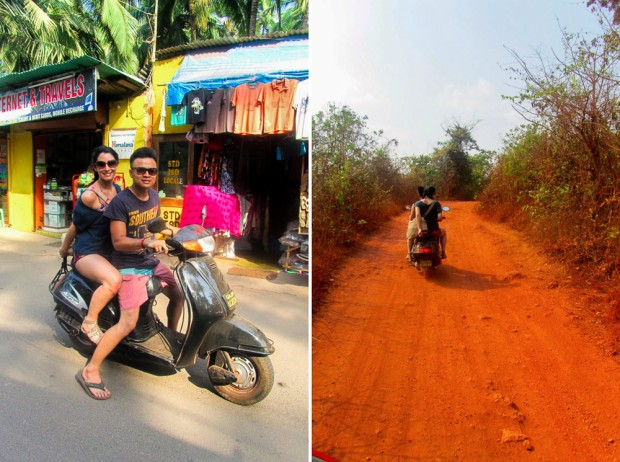 Renting-Bike-Palolem-Beach-Cola