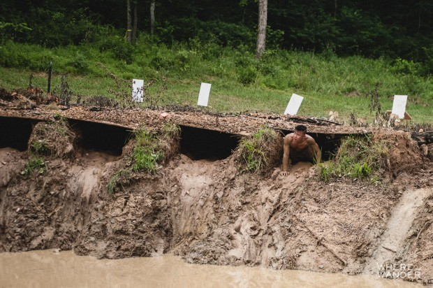 BattleFrog 15K Obstacle Course Race Must Do Trench