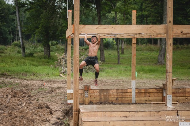 BattleFrog 15K Obstacle Course Race Must Do Monkey Bar