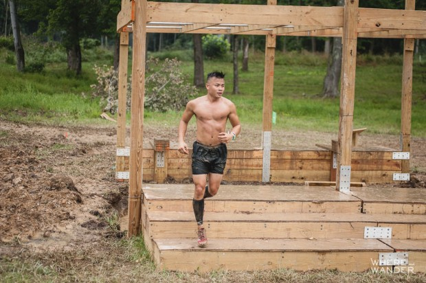 BattleFrog 15K Monkey Bars OCR