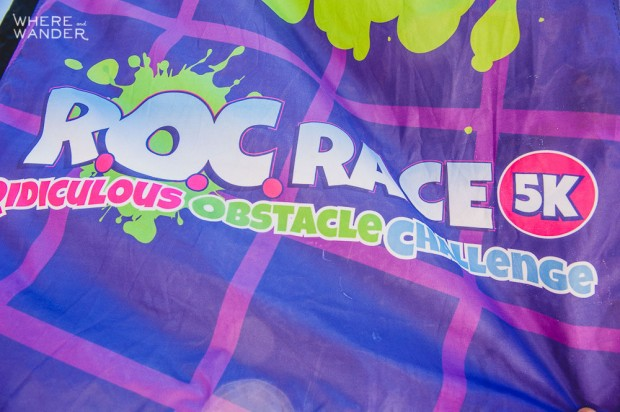 ROC Race 5K Ridiculous Obstacle Challenge