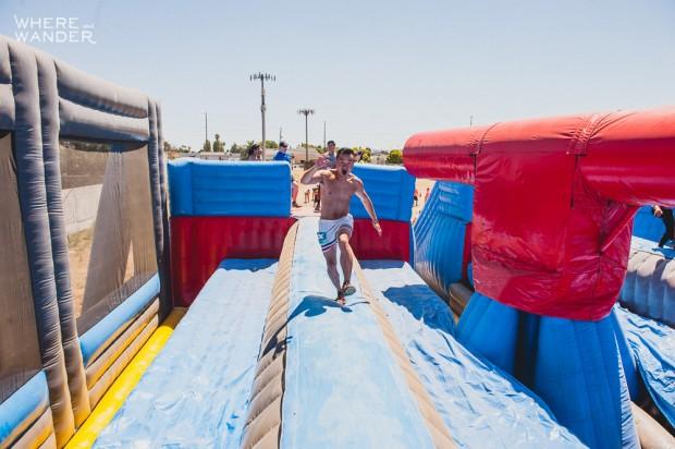 ROC Race 5K Obstacle: Sweeper