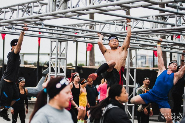 Monkey Bars at AT&T Park Spartan Stadium Sprint