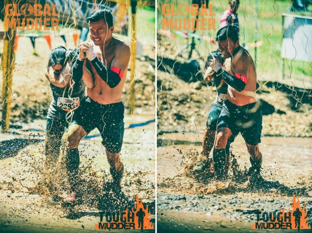 Tough Mudder Electroshock Therapy Getting Shocked