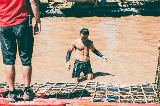 Tough Mudder Water Obstacle
