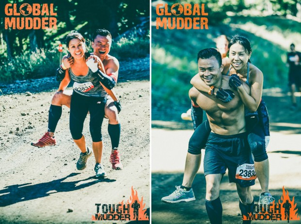 Tough Mudder Warrior Carry