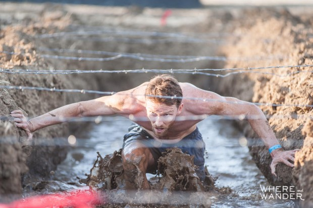 Warrior Dash OCR World Championships 2014