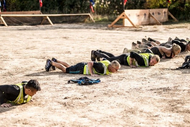 Spartan 12 Hour Hurricane Heat HH12HR Chicago Burpees