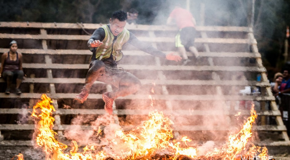 Spartan 12 Hour Hurricane Heat HH12HR Chicago Fire Jump