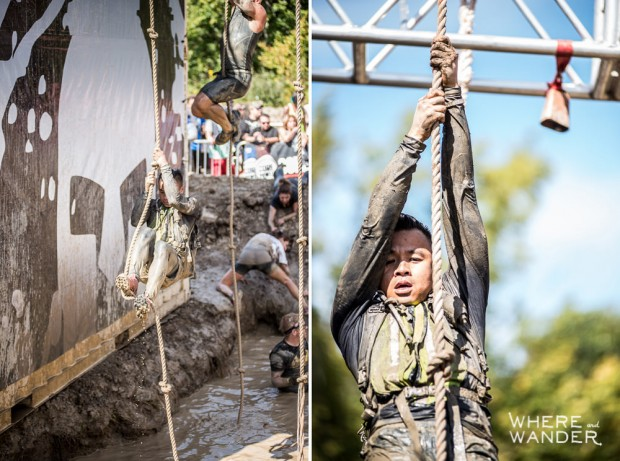 Spartan 12 Hour Hurricane Heat HH12HR Chicago Rope Climb