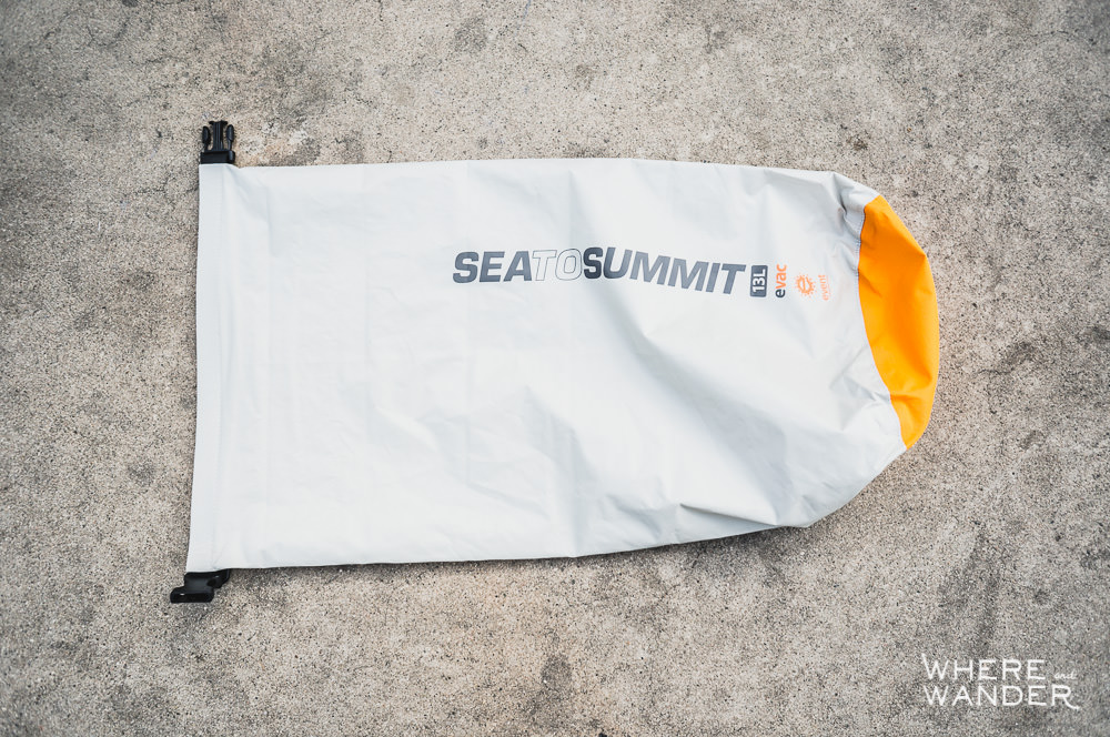 GORUCK Dry Bag Sea to Summit