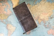 Best-Travel-Journal-Midori-Leather-Passport-World-Map