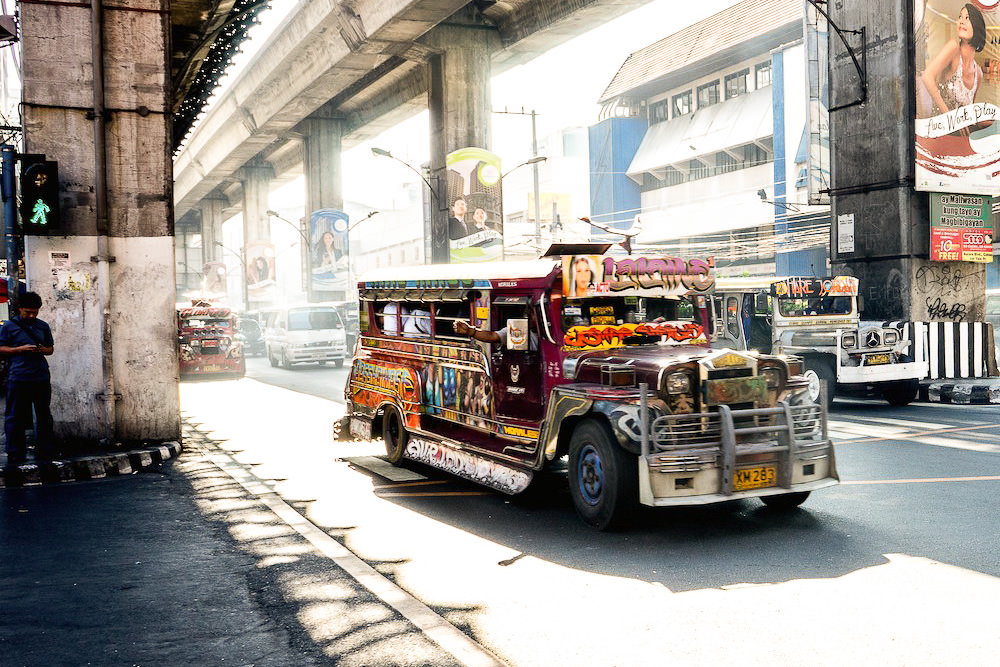 Ride-A-Jeepney-Philippines-Must-Do