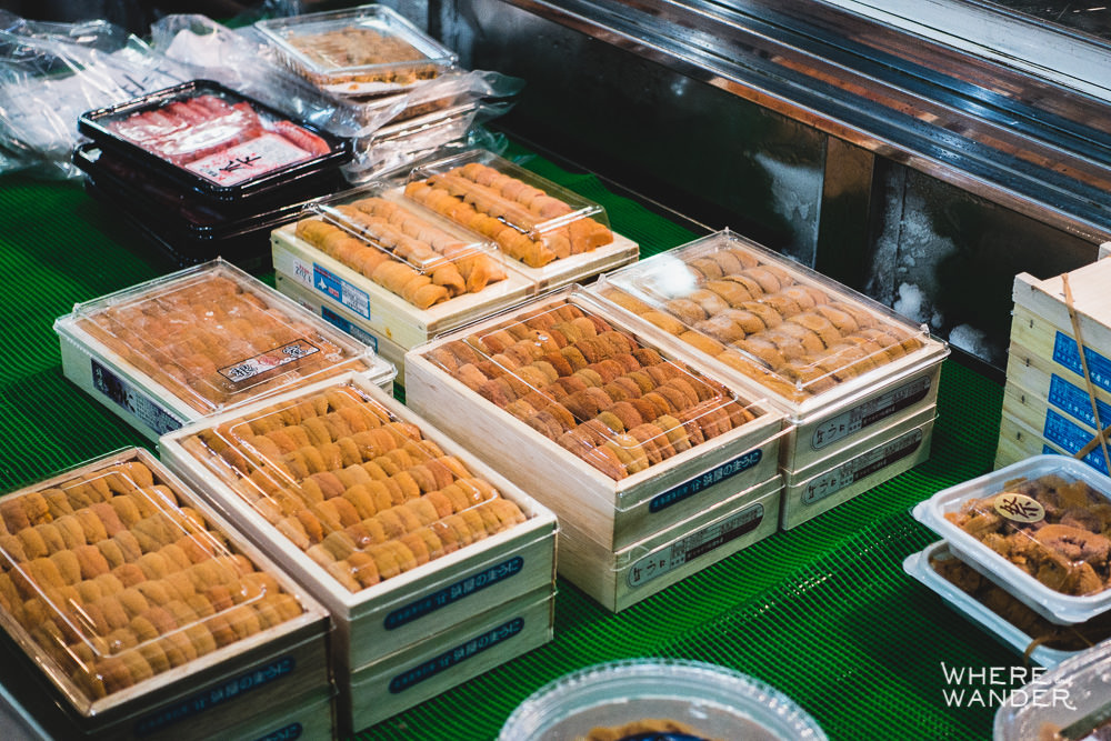 Tsukiji-Fish-Market-Fresh-Uni-Sea-Urchin-Where-To-Buy