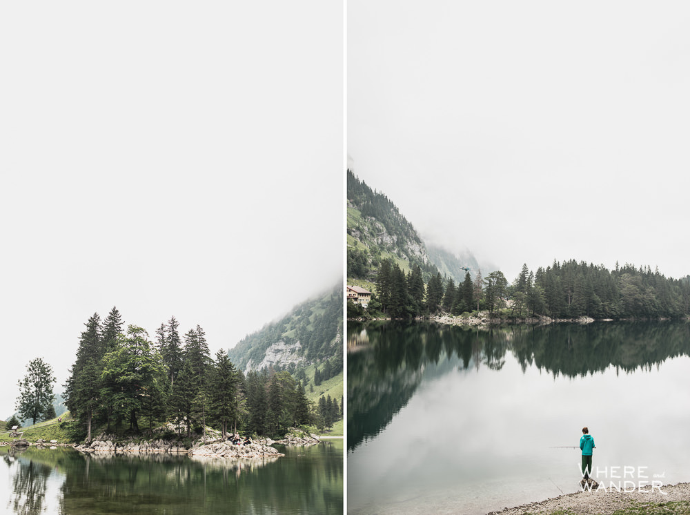 Seealpsee Day Hike From Zurich and St Gallen