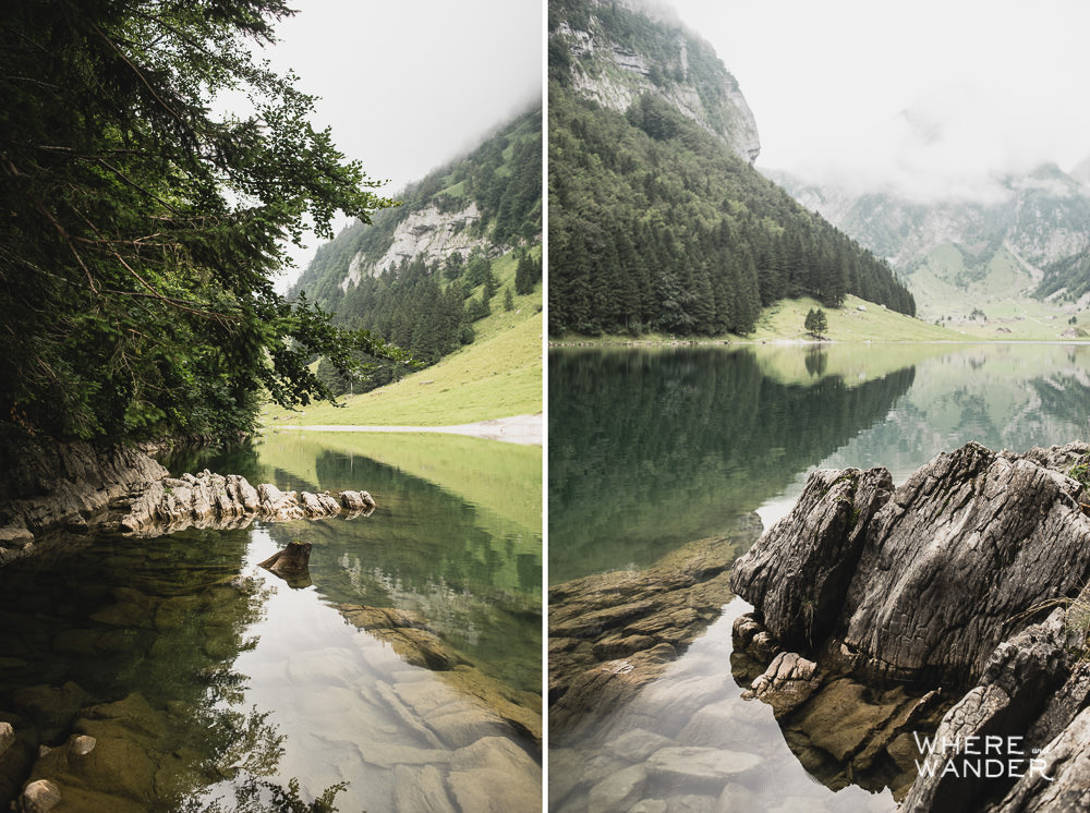 Getting To Seealpsee From Zurich