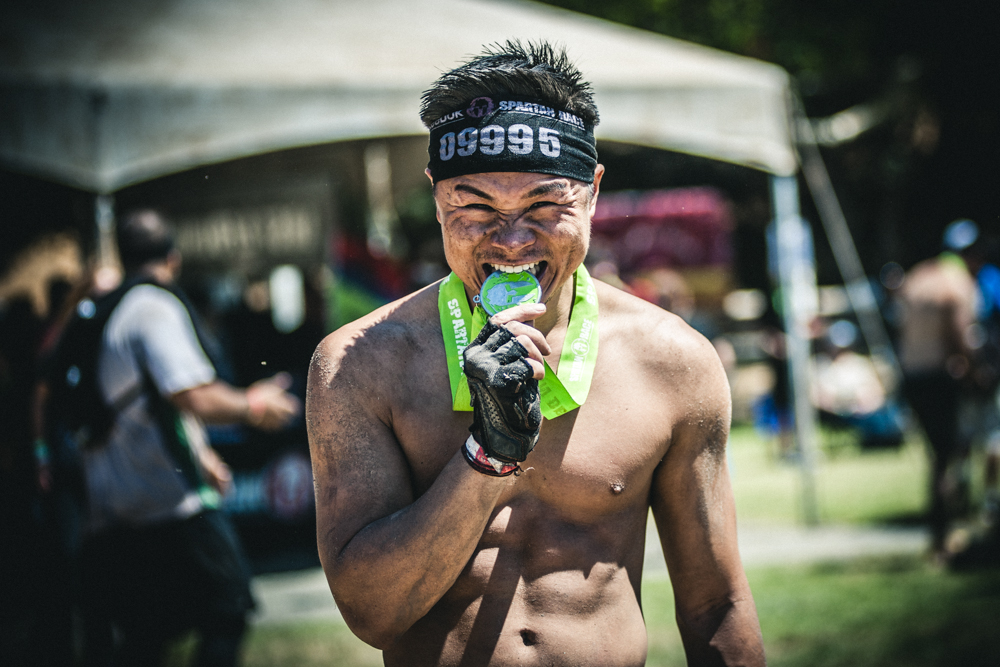 Completing Spartan Race Trifecta and Beast