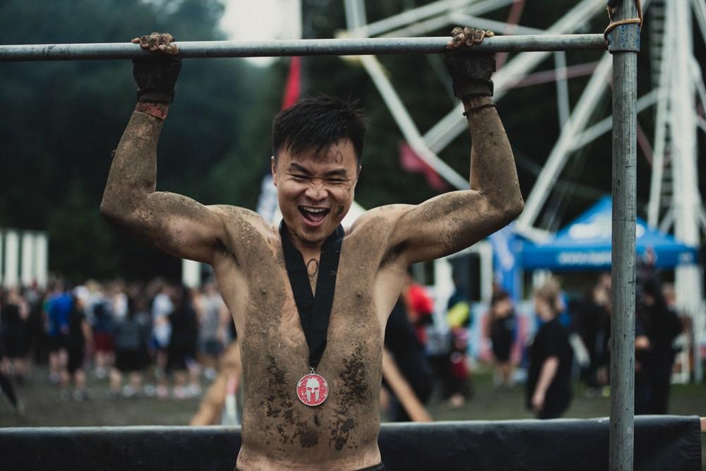 Malibu Spartan Race Kien Lam