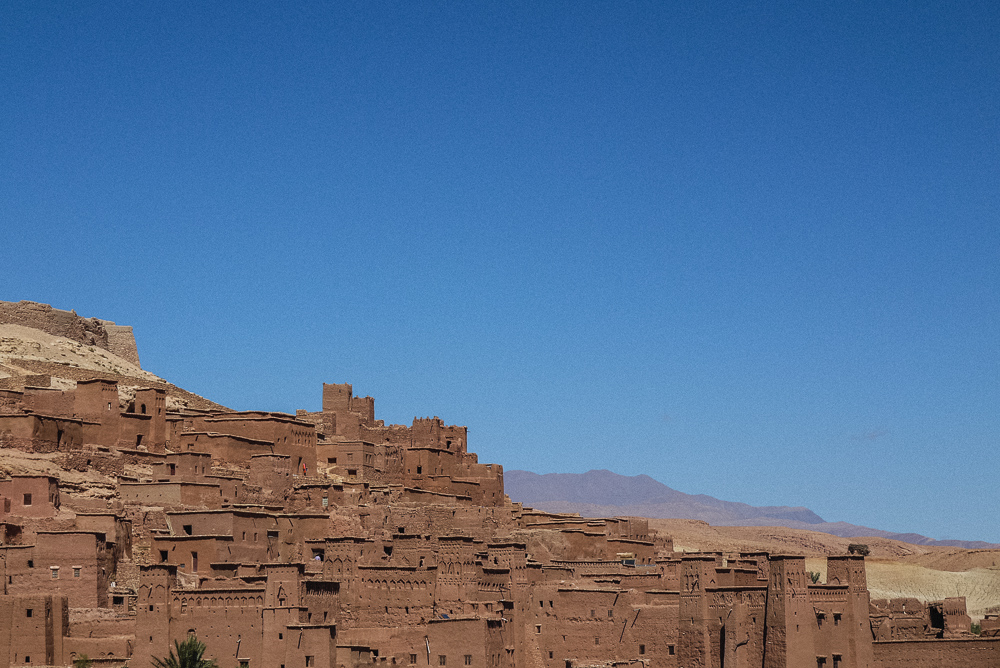 Ait Benhaddou In Morocco