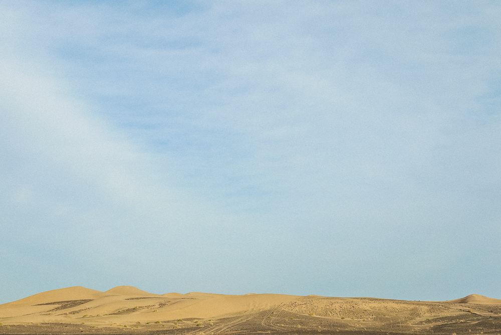 Merzouga Desert Sand Dunes