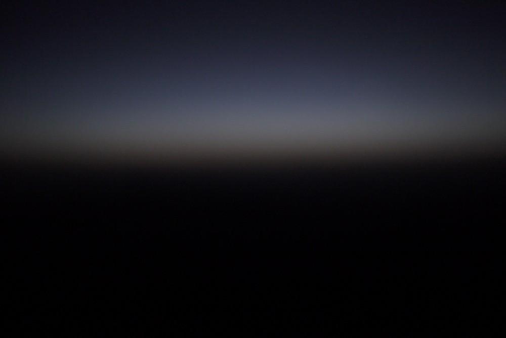 Mount Sinai Before Dawn
