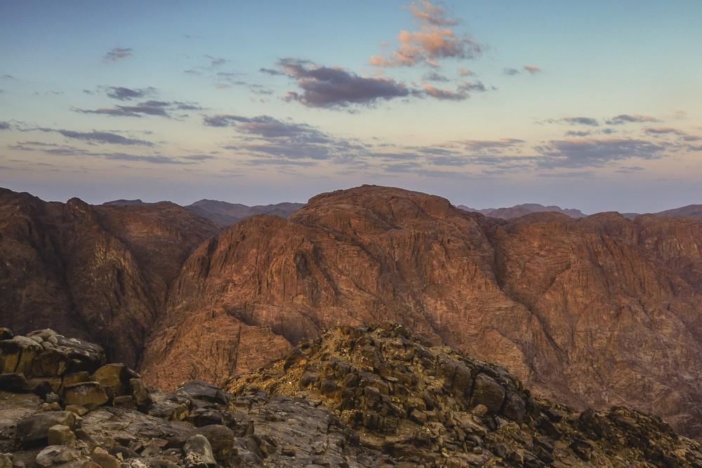 Mount Sinai Hike At Sunrise