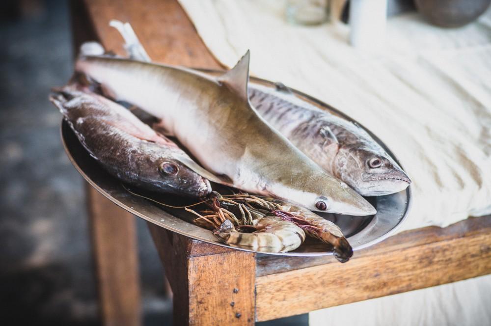 Fresh Fish Palolem Beach Restaurants