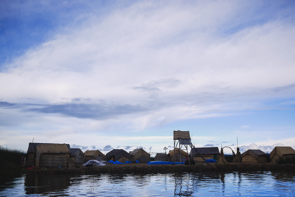 Puno Uros Floating Islands