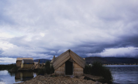 Home On Puno Uros Floating Islands