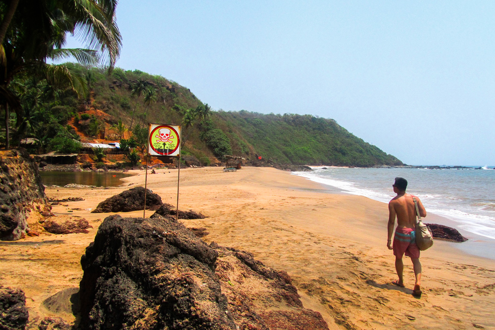 Cola Beach South Goa