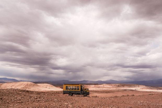 Valle De La Luna Grado 10 Truck