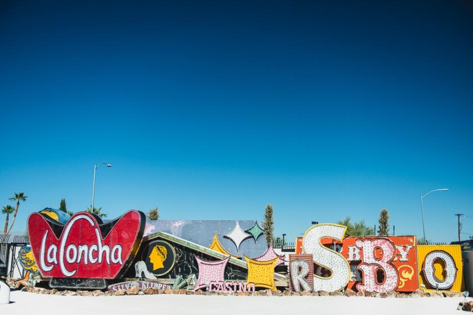 La Concha Las Vegas Neon Museum