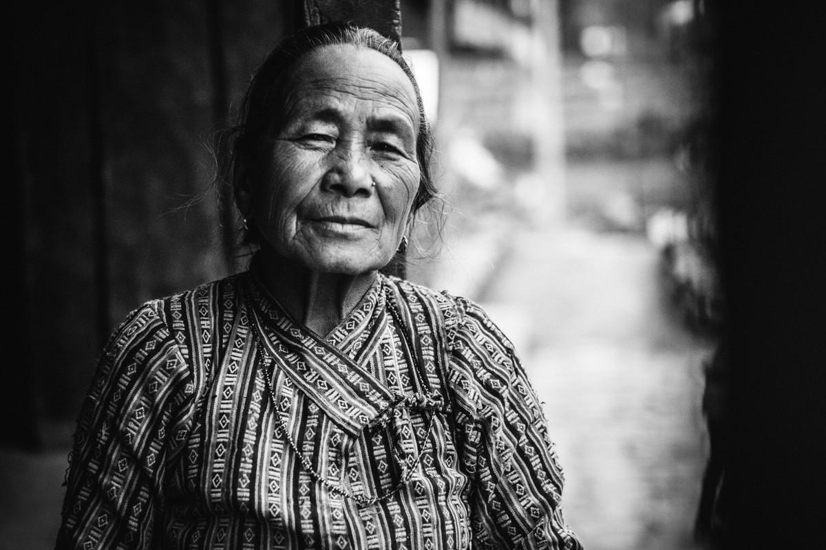 Teahouse owner on the Annapurna Circuit Trek