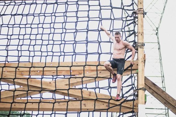 David Magida Cargo Net Climb DC
