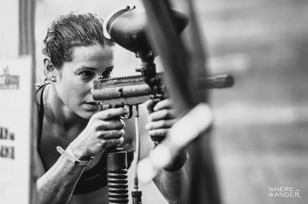Corinna Coffin BattleFrog OCR Obstacle Course Racer