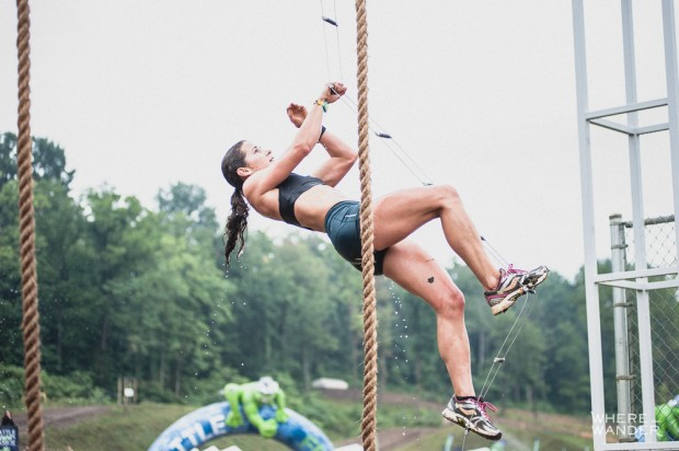 Corinna Coffin BattleFrog OCR Obstacle Course Racer