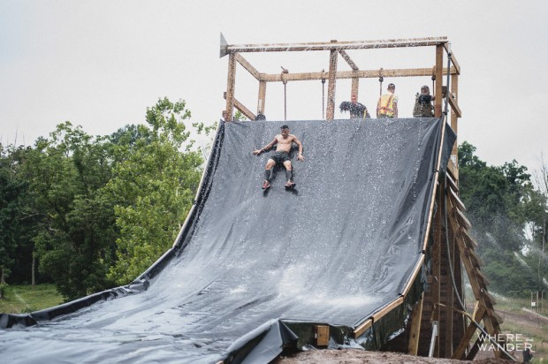BattleFrog 15K Obstacle Course Race Must Do Tsunami