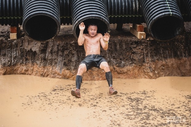 BattleFrog 15K Obstacle Course Race Hooyah