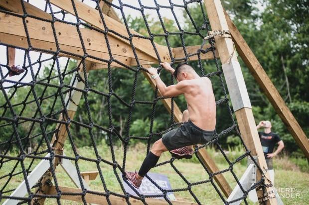 BattleFrog 15K Obstacle Course Race Must Do A Frame Cargo