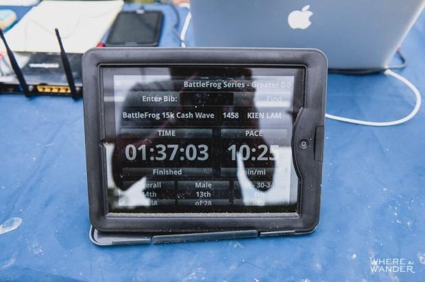 BattleFrog 15K Obstacle Course Race Results
