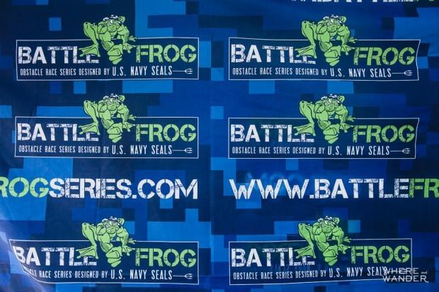 BattleFrog 15K Logo