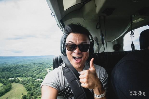 BattleFrog Navy SEAL Kien Lam Helicopter MD-600 Ride
