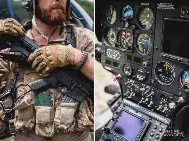 BattleFrog Navy SEAL MD-600