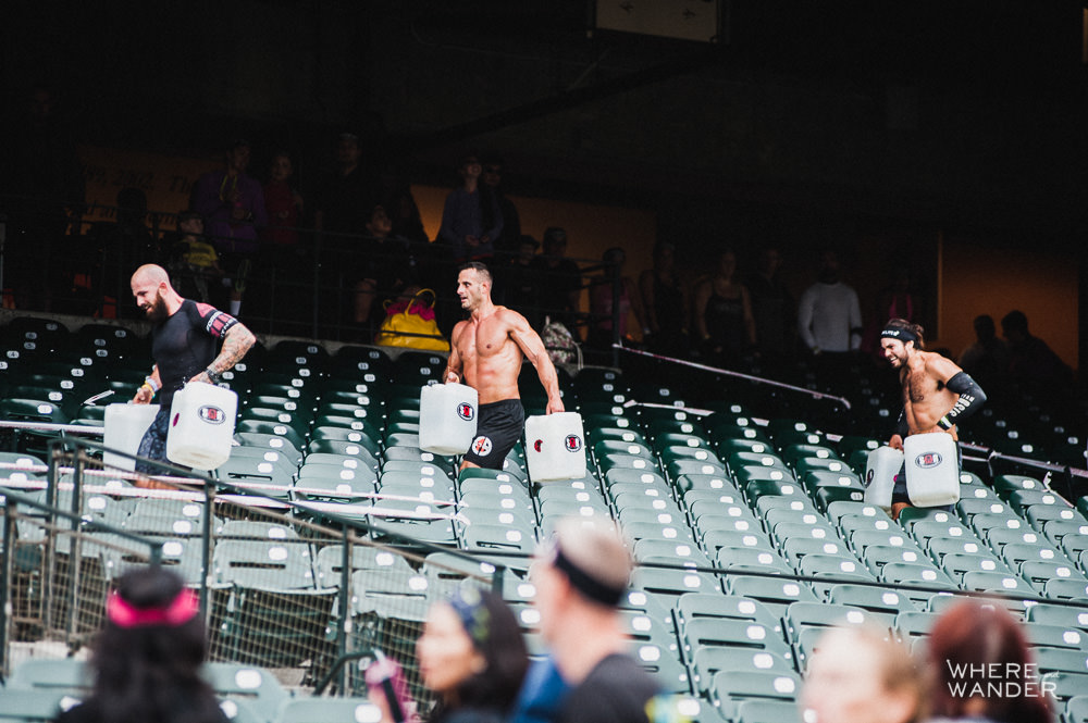 Water Jug Carry AT&T Park Spartan Stadium Sprint
