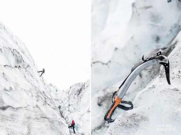Ice Climbing Types Of Ax