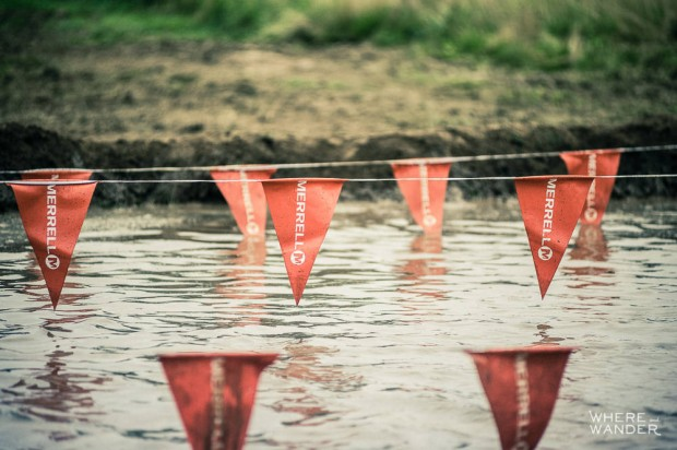 Merrell Down and Dirty Obstacle Race Philadelphia Mud Pit