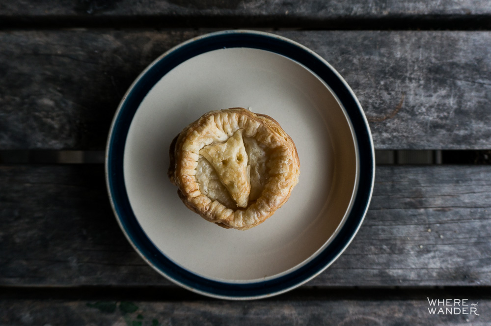 Pete's Possum Pie in Pukekura, New Zealand
