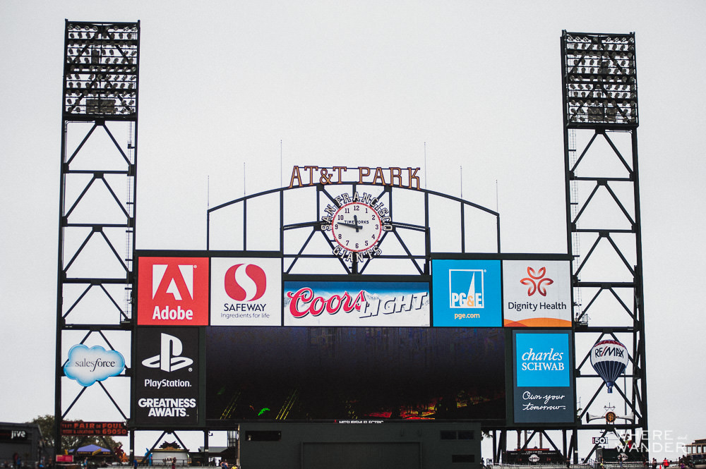 AT&T Park Spartan Stadium Sprint