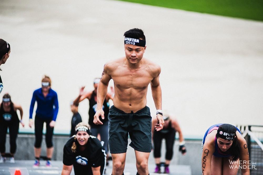 Hop Training at AT&T Park Spartan Stadium Sprint