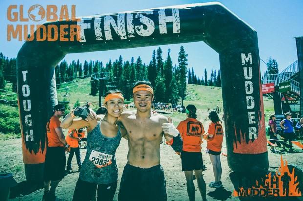 Tough Mudder Finishers